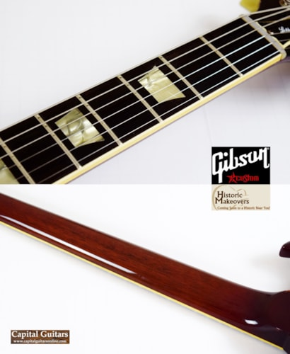 2016 Gibson / Historic Makeovers '60 SG Reissue Brazilian