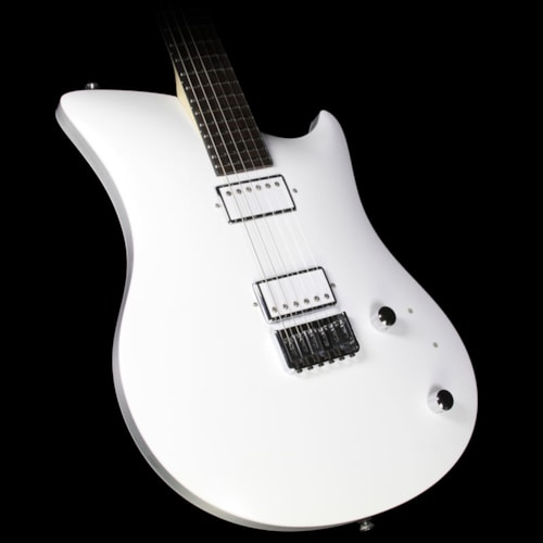 Relish Snow Jane Aluminum Frame Electric Guitar White