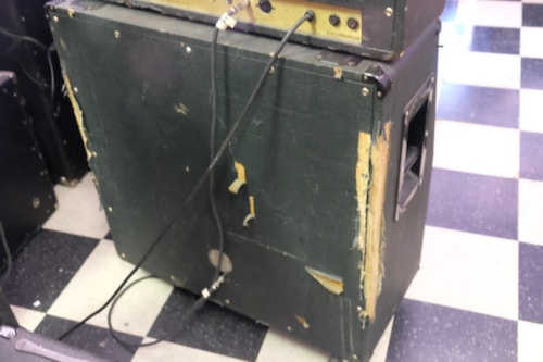 1978 Marshall 1960A cabinet