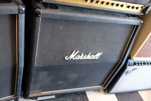 Marshall 1980a cabinet