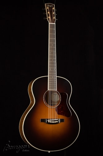 Bourgeois Small Jumbo SunBurst Summer NAMM 2016