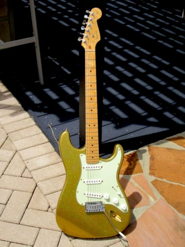 1993 Fender® Stratocaster® Custom Shop Limited Run