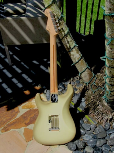 "2008 Fender® Stratocaster® Eric Clapton ""Custom Shop"" Limited"