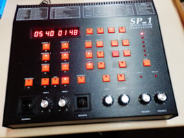 1984 Spatial Sound SP-1