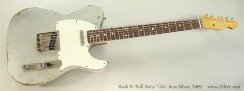 2009 Rock N Roll Relics Telecaster® Style