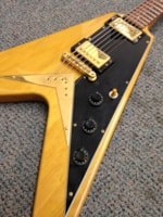 "1983 Gibson 1983 Gibson Flying V ""1958"" reissue (1983 Reissue)"