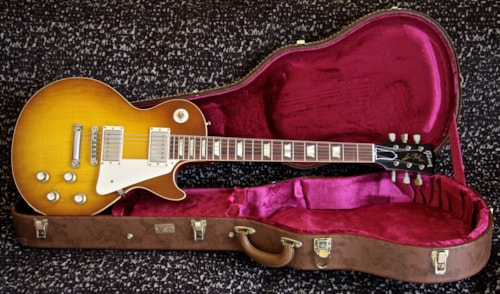2012 Gibson Les Paul R0 VOS Custom Shop