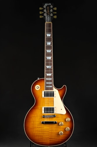 Gibson USA Les Paul Standard 2015 - Tobacco Sunburst