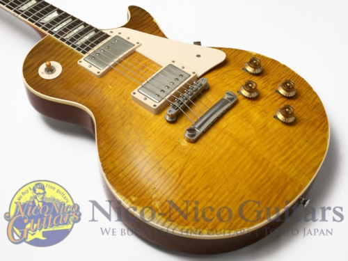 Gibson Custom Shop Historic 1959 Les Paul Heavily Aged Hand Selected