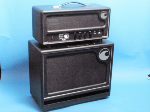 "Port City Pearl Head with 2 x 12"" Wave Cabinet"