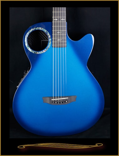 2016 RAINSONG CO-WS1005NSM Concert Series with Offset Soundhole