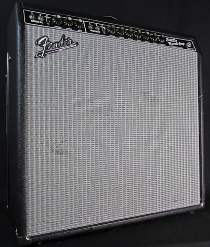 Fender Super Reverb Blackface Conversion