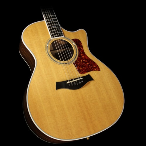 Taylor Used 1996 Taylor 814c Grand Auditorium Acoustic Guitar Natural