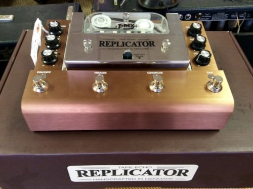 2016 T-Rex Replicator