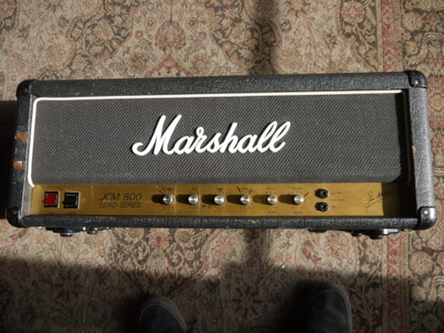 Marshall JCM-800 lead series 2203