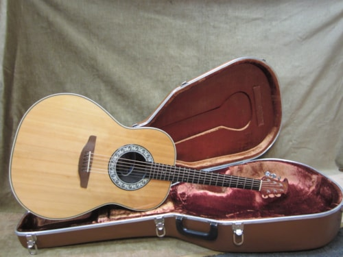 1980 Ovation Balladeer Model 1111