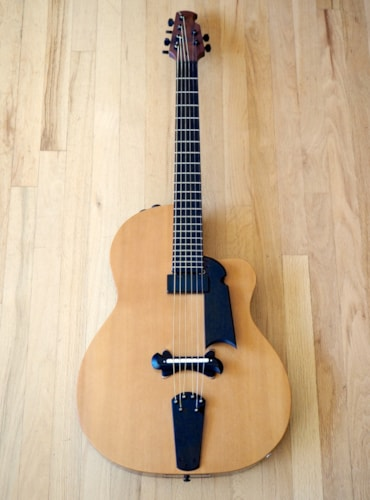 Wildcard Guitars Cubist 2.0 Jazz Archtop Luthier Built Acoustic USA Made