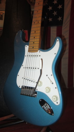 1996 Fender® American Standard Stratocaster® w/ Matching Headstock