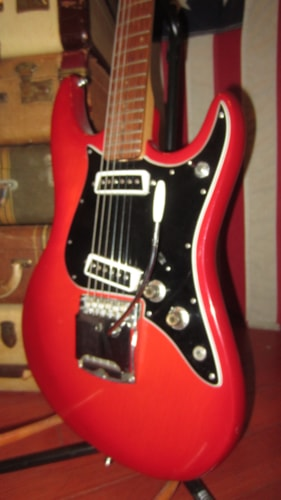 ~1972 Epiphone ET-270 Solidbody Electric Double Pickup