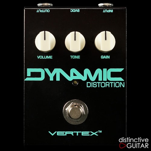 Vertex Effects Dynamic Distortion