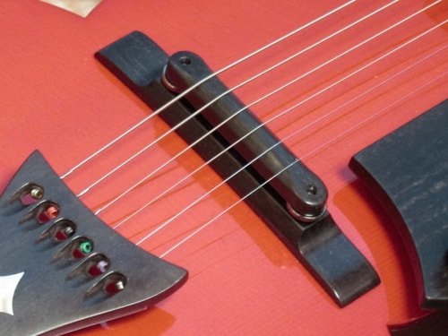 """2007 Marchione 17"""" Archtop"""
