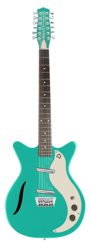 2016 Danelectro Limited production 12 string