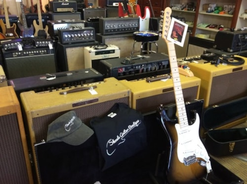 2016 G&L Legacy Stratocaster®