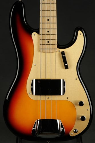 Fender® American Vintage '58 Precision Bass® - Three Tone Sunburst