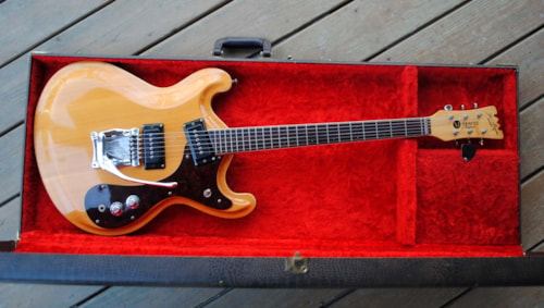 ~1965 Mosrite Semie's OWN Joe Maphis II
