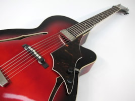 1967 Framus Capri Jazz Model