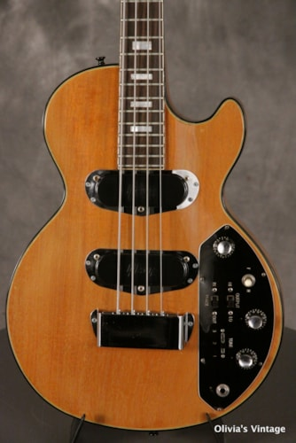 1972 Gibson Les Paul Triumph Recording Bass