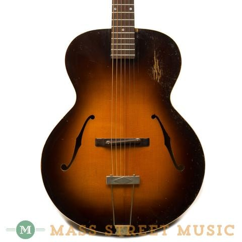 1936 Gibson Gibson Acoustic Guitars - 1936 L50 Archtop