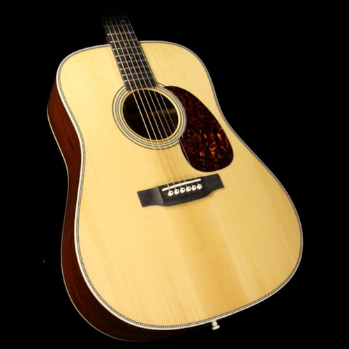 Martin Custom Shop D-28 Torrefied Adirondack Spruce Acoustic Guitar Natural