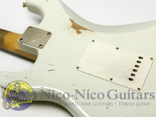2008 Fender® Custom Shop '65 Stratocaster® Heavy Relic® By Todd Krause