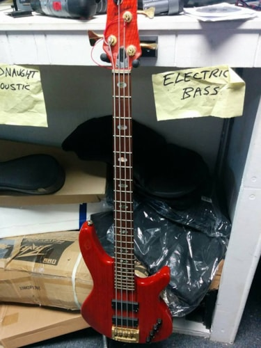 Ibanez Doug Wimbish bass