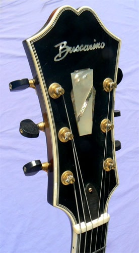 2007 BUSCARINO  Paul Bollenback Monarch MIDI Custom