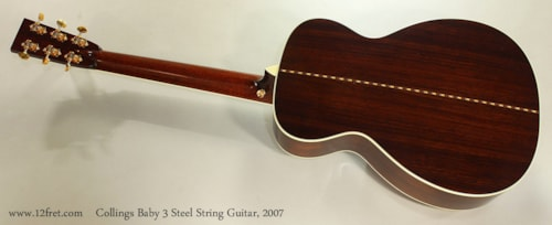 2007 Collings Baby 3