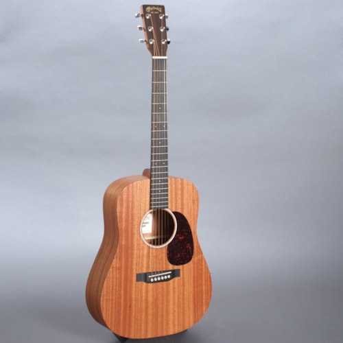 2017 Martin D JR. 2 SAPELE DREADNOUGHT JUNIOR & GIGBAG, ACOUSTIC VERSION
