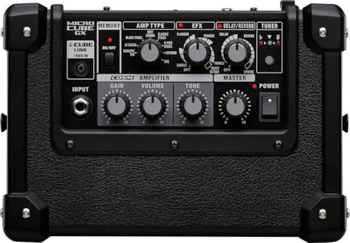 2016 Roland  MICRO CUBE GX GUITAR AMPLIFIER