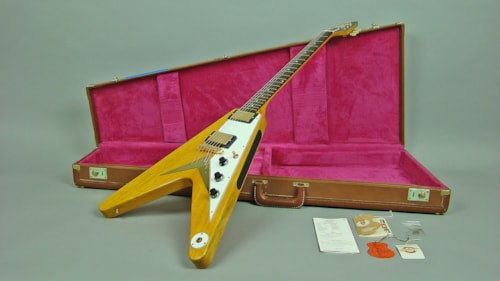 1998 Gibson Flying V, '58 Reissue