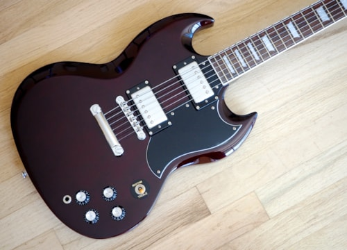 2014 Tokai SG Standard Wine Red Electric Guitar '61 Reissue Small Guard