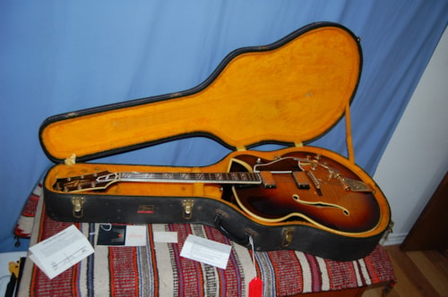 1966 Gibson Super 400CES Special