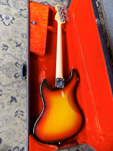 1972 Fender® Jazz Bass®