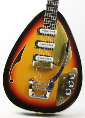 1967 Vox Mark VI Tear Drop V252
