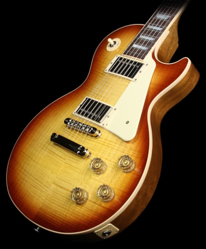 Gibson 2015 Gibson Les Paul Traditional Electric Guitar Honeyburst