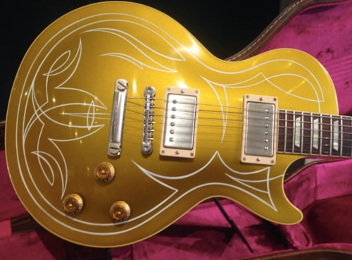 2014 Gibson 2014 Les Paul Billy Gibbons VOS