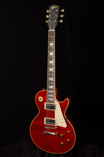 2000 Gibson 59 Reissue Les Paul Red
