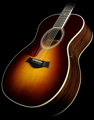Taylor 714e Sitka Spruce Left Handed Grand Auditorium Acoustic/Electric Guitar Vintage Sunburst