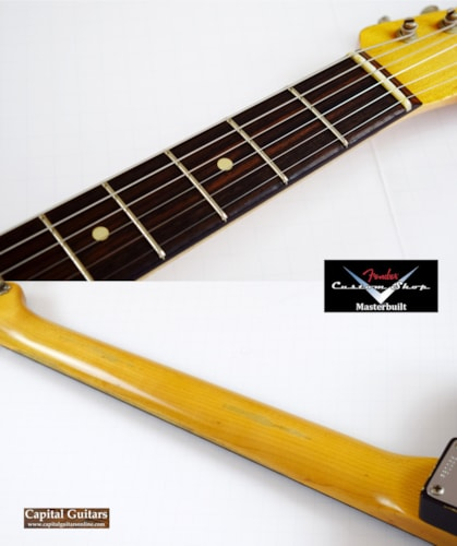 2015 Fender® Custom Shop Jason Smith Masterbuilt '59 Telecaster® Relic®