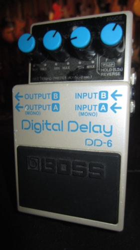 ~2005 BOSS DD-6 Digital Delay